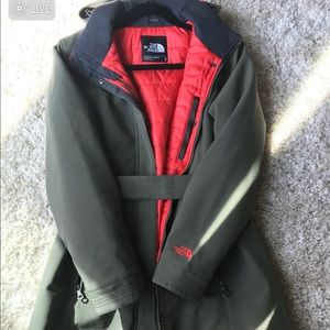 The North face women Parka